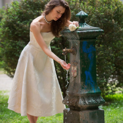 vestiti da sposa esclusivi